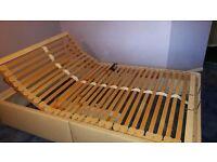 4ft Electric Bed & memory foam mattress