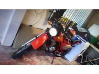 Jianshe tiger 125 ideal field bike or to restore