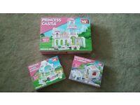 Princess lego sets