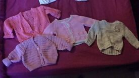 **GIRLS BABY CLOTHES AGED 0-3 MONTHS**