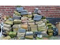 Bricks to clear