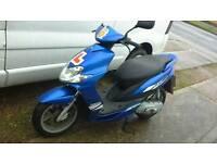 Yamaha jog 50cc RR