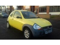 2007 VERY LOW MILEAGE FORD KA STUDIO