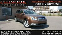 2011 Subaru Outback 2.5 i Convenience Package