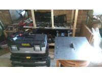 Workshop tools for sale.