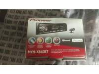 Pioneer Bluetooth digital media receiver