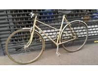 Ladies Town bike Vintage