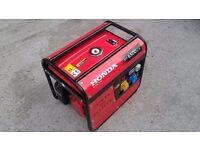 Honda generator 6.4kva