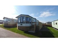 Beautiful cheap static caravan for sale at Ocean Heights Leisure Park nr New Quay West Wales