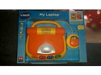 Brand new vtech laptop
