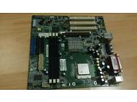P4b-mx intel motherboard and p4 cpu