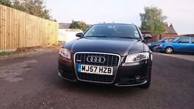 Audi A4 Estate sline. Excellent family car. Very reliable. Must see