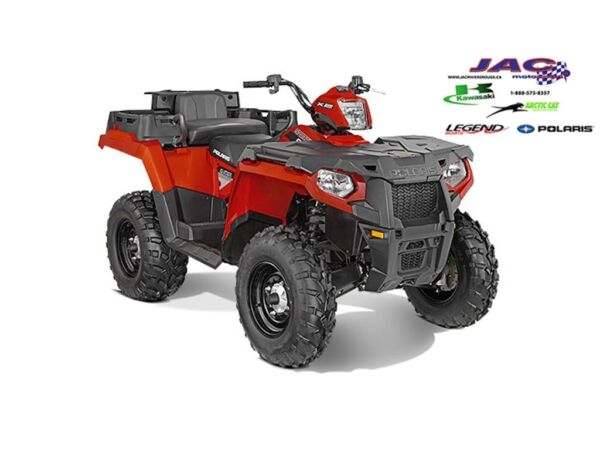 Used 2015 Polaris Sportsman 570 X2 EPS
