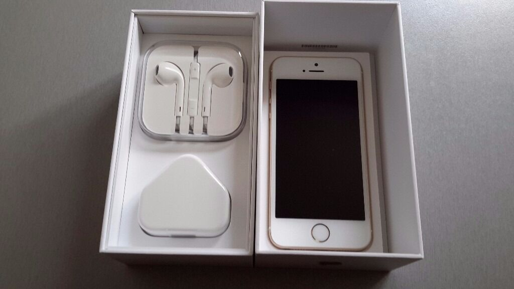Apple iphone 16gb SE unlocked rose gold as new boxed no marks purchased Apple, Drakes circus 2016in Ivybridge, DevonGumtree - This is a new Apple iPhone se 16 GB in rose gold in as new condition no marks scratches anything the phone is unlocked and was purchased from Apple Drakes Circus last year 2016 so can be used on any network comes with its original accessories none...