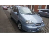 automatic 2007 chevrolet tacuma 2.0 only 65000 milage excellent condition