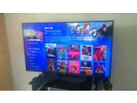 55 inch ultra HD TV