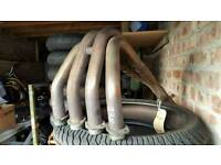 YAMAHA YZF R6 600 downpipes exhaust 5sl plus others with mods