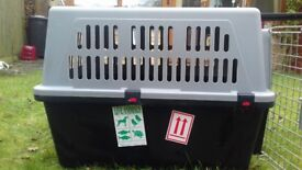Dog Pet Cage Carrier. Ferplast Atlas 50. Used once