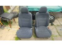 Honda civic ek seats and door cards