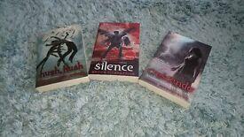 Becca Fitzpatrick Supernatural Trilogy