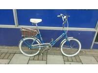 Emmelle Monaco folding bike bicycle