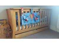Mamas and papas ocean cot bed