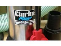 Clarke Warter pump