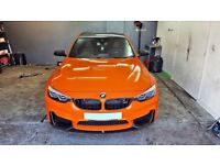 Window Tinting Specialists in West London – Car Glass tinting, LED Lights, Hid Xenon Kits