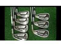 Titleist 714 AP1 Irons - Also Cleveland CG15 Lob Wedges (52 & 60)