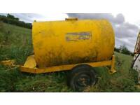 Water bowser 250 gallon