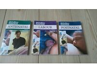 Midwifery Essentials Books: Antenatal (vol 2), Labour (vol 3) and Postnatal (vol 4)