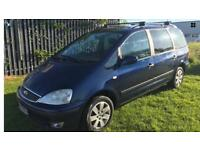 """7 SEATER FORD GALAXY 1.9 Diesel """"sensible offers welcomed"""""""