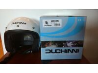 Duchinni D501 Motorbike/Scooter/Moped Helmet.