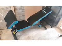 Mens health active+ workout bench