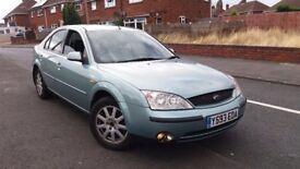 Ford mondeo 1.8 zetec 5dr in great condition mot til october £370 bargain!!!