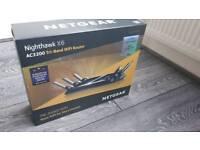 Netgear r8000 nighthawk x6 Tri-band AC3200