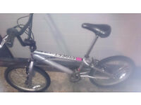BMX bike 360 steering - perfect condition