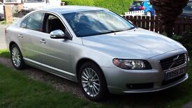 Volvo S80 manual 2.4 D