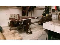 Multi wood working machine