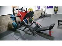 Impulse Sterling plate loaded 45 leg press Gym Equipment