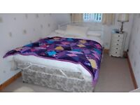 Double bed for sale in good clean condition. With headboard £25-00