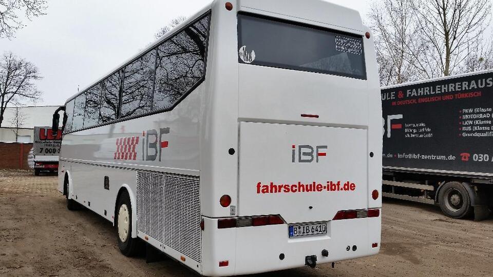 Bus Führerschein kostenlos über Jobcenter, Festanstellung sofort in Berlin - Tempelhof