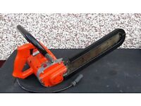 Village black smith electric chain saw 12""
