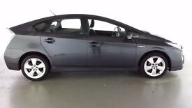 Toyota Prius PCO RENT - Leather, SAT NAV, Reverse CAMERA - £150 P/W or £215 WITH FULL COMP INSURANCE