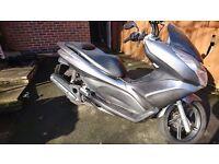 Honda PCX 125 scooter