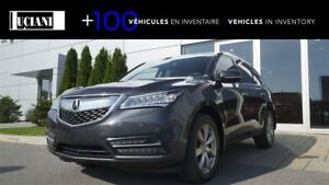 2014 Acura MDX Elite Package