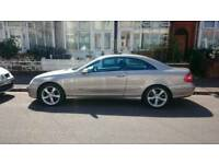 Mercedes CLK320 AVANTGARDE, auto excellent condition, CLK number plate!!!!!! NEED GONE BY TODAY.
