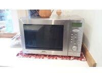 Sanyo Super Showerwave 900w fan oven and Power Grill