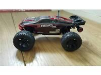 Traxxas E Revo VXL Brushless. 1/16. Upgraded. HR. Dynamite. Lipos. Rc Car Buggy