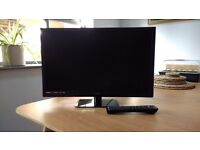 TV - 21 inch LCD, HD with stand and remote